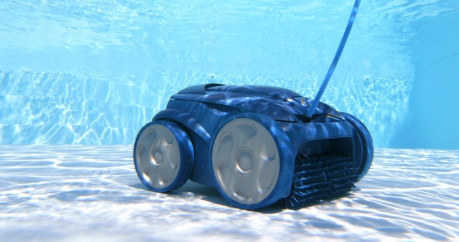 Robot piscine for Robot pour piscine coque